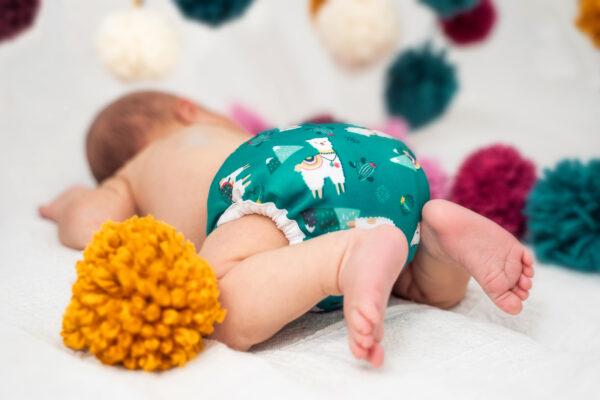 Doodush Stoffwindel Überhose Newborn